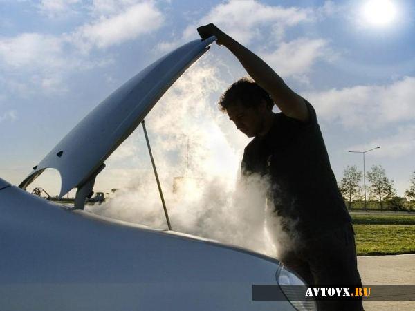 Кипит тосол в системе охлаждения ВАЗ 2110