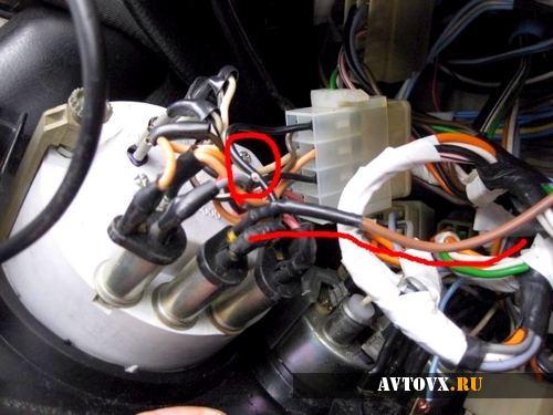 Подключение генератора самостоятельно в ВАЗ 2106