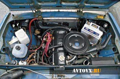 Тюнинг силового агрегата ВАЗ 2101