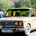 Тюнинг ВАЗ 2106 в ретро стиле фото