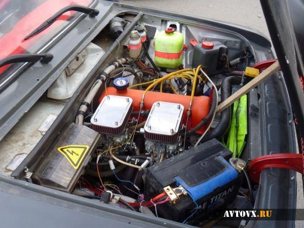 Тюнинг двигателя и его отдельных элементов в ВАЗ