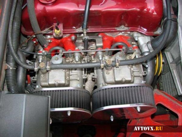 Тюнинг мотора ВАЗ 2101