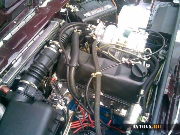 Чипировать можно практически любой автодвигатель