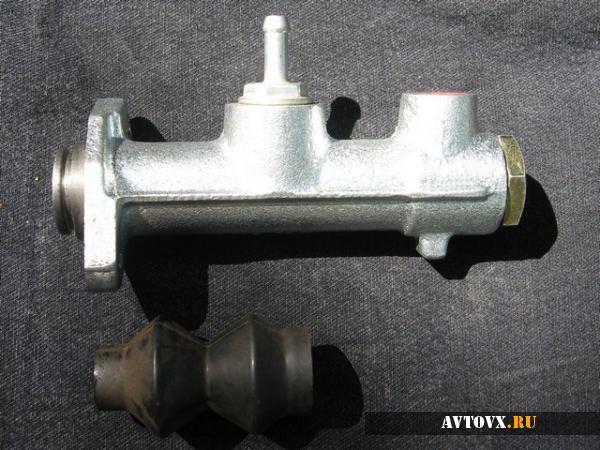 Цилиндр сцепления внешний вид ВАЗ 2107