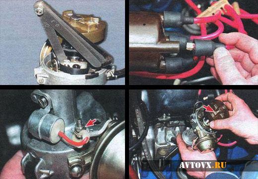 Процесс выставления зажигания ВАЗ 2109