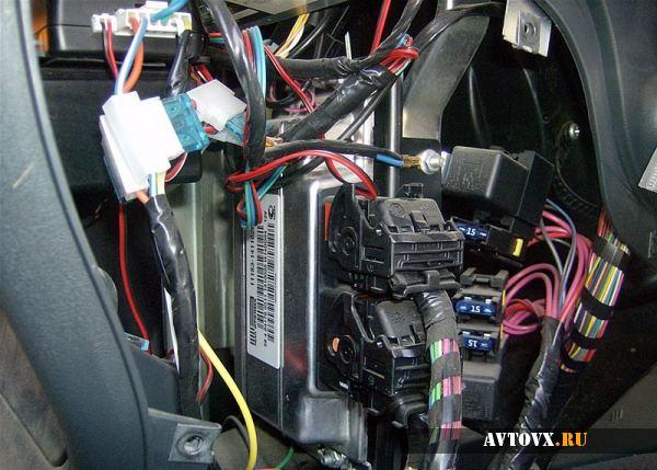 Чтобы все сделать, необходима карта проводов вашего автомобиля