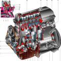 Сборка двигателя в автомобиле ВАЗ 2106 без лишних пробелем фото