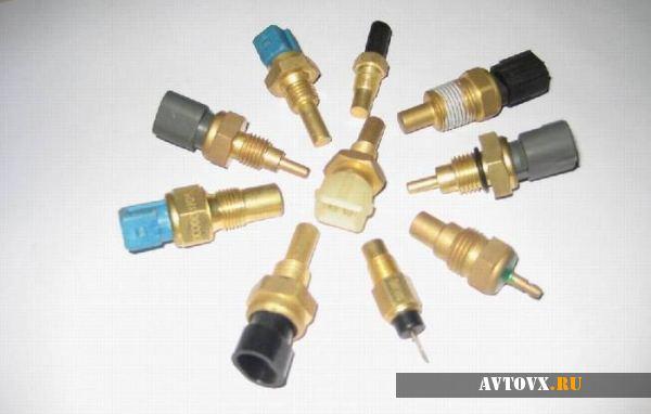 Датчики температуры охлаждающей жидкости для атвомобиля Приора