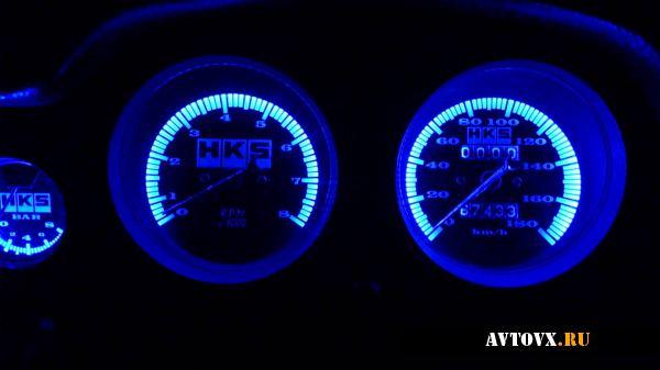 Шкала приборов для авто ВАЗ 2106
