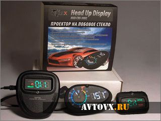 Автомобильный проектор
