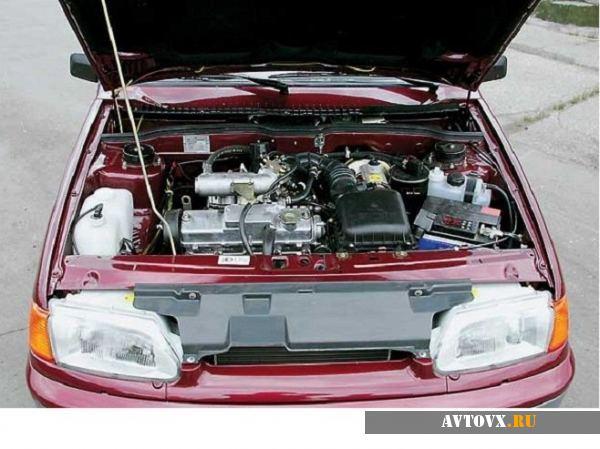 Троит двигатель в автомобиле ВАЗ 2114