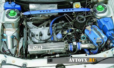 Тюнинг двигателя Жигули