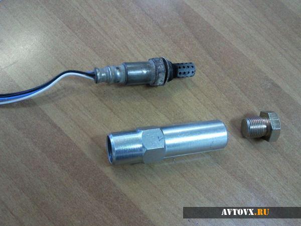 Датчик кислорода проверка в ВАЗ 2110