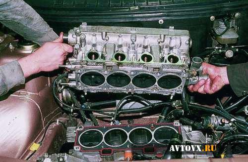 Сборка мотора ВАЗ 2106