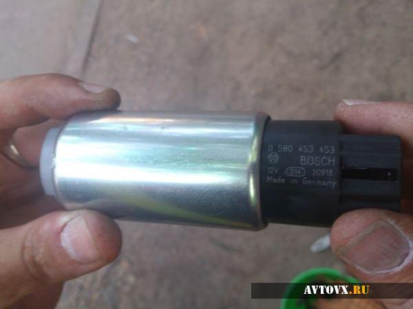 Насос для топлива ВАЗ 2110