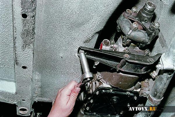 Коробка передач ВАЗ 2106