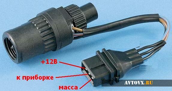 Датчик скорости подключение в ВАЗ 2110