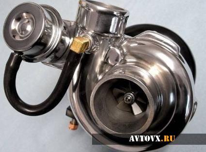 Турбина на авто ВАЗ 2106
