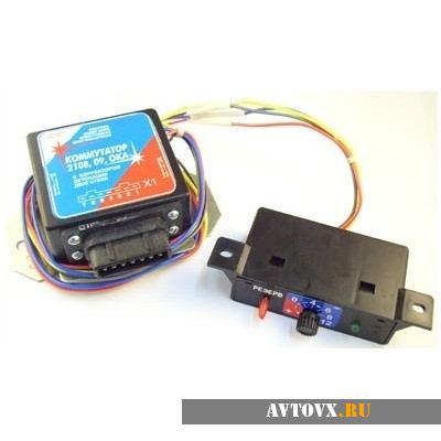 Электронное зажигание для Авто-ВАЗ