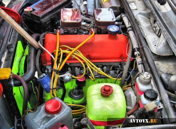 Тюнинг двигателя ВАЗ 2106