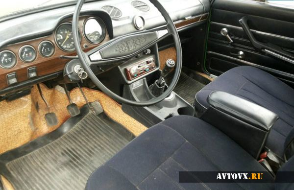 Салон авто ВАЗ 2106