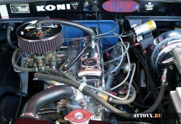 Тюнинг двигателя автомобилей ВАЗ
