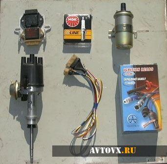 Электронное зажигание для автомобилей ВАЗ