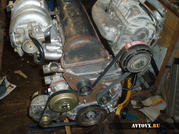 Глохнет двигатель ВАЗ 2106