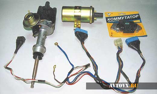 Электронное зажигание для ВАЗ разных моделей