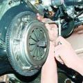 Что нужно знать для замены сцепления на автомобиле ВАЗ 2107 фото