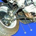 Перечень мероприятий, которые необходимо проводить в ВАЗ 2106 для обслуживания передней подвески фото