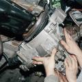 Технология снятия коробки передач ВАЗ 2110 фото