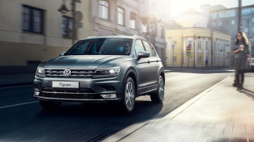 Преимущества обновленного Volkswagen Tiguan фото