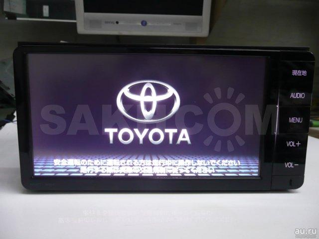 Магнитолы для Тойота фото
