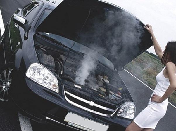 Как бороться с перегревом двигателя автомобиля фото