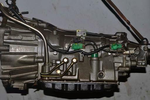 Диагностика АКПП Nissan фото