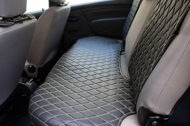 Чехлы на сиденья автомобиля фото