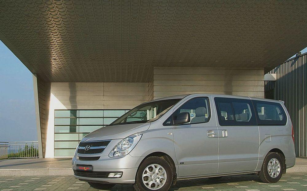 Почему стоит обратить внимание на автомобиль Hyundai h1 фото
