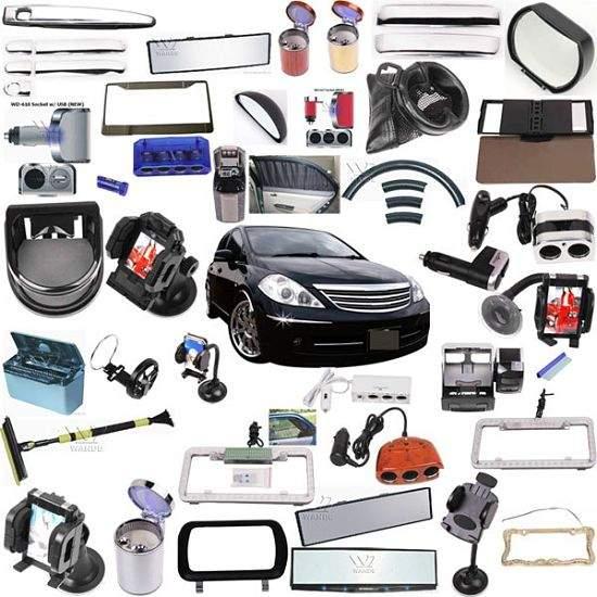 Список популярных аксессуаров для салона автомобиля фото