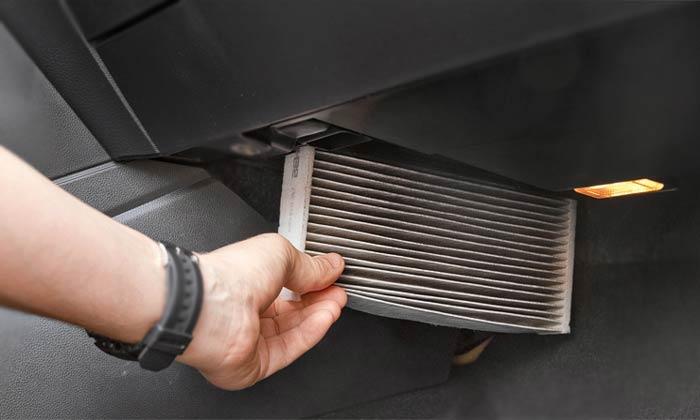 Когда и зачем менять салонный фильтр в авто фото