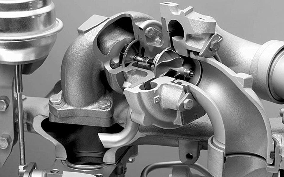 Ремонт турбин Bentley фото